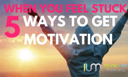 5 Ways to Get Motivated when You Get stuck